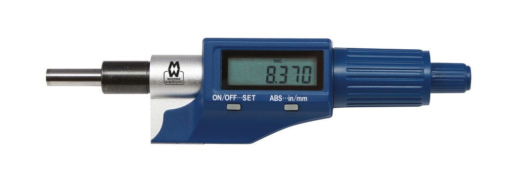 New Moore And Wright Outside Micrometer Set  0-150mm MW215-03BL From Myford